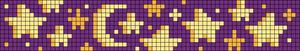Alpha pattern #106718