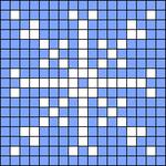 Alpha pattern #106725