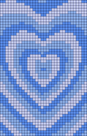 Alpha pattern #106728