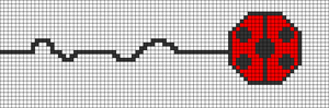Alpha pattern #106733
