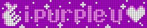 Alpha pattern #106735
