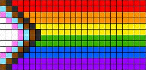 Alpha pattern #106739