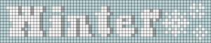 Alpha pattern #106842