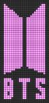 Alpha pattern #106875