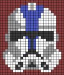 Alpha pattern #106881