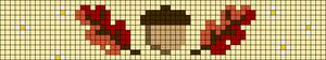 Alpha pattern #106883