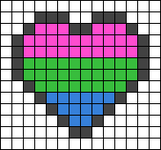 Alpha pattern #106920