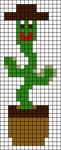 Alpha pattern #106921