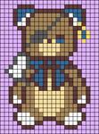Alpha pattern #106941
