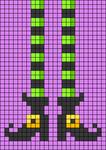 Alpha pattern #106955