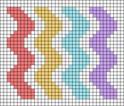 Alpha pattern #106962