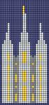 Alpha pattern #106971