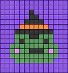 Alpha pattern #106987