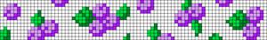 Alpha pattern #106992
