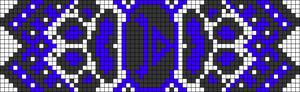 Alpha pattern #106993