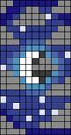Alpha pattern #106996