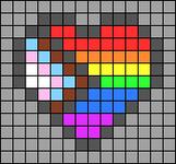 Alpha pattern #107002