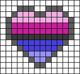Alpha pattern #107019