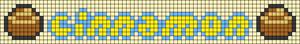 Alpha pattern #107028