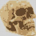 Alpha pattern #107037