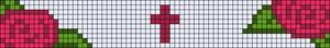 Alpha pattern #107040