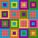 Alpha pattern #107041