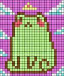 Alpha pattern #107050