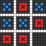 Alpha pattern #107112