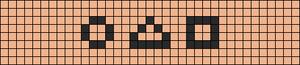 Alpha pattern #107129