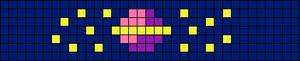 Alpha pattern #107143