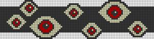Alpha pattern #107176