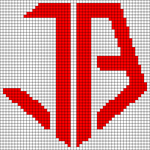 Alpha pattern #107189