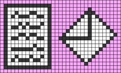 Alpha pattern #107194