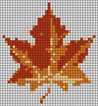 Alpha pattern #107195