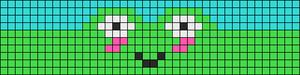 Alpha pattern #107197