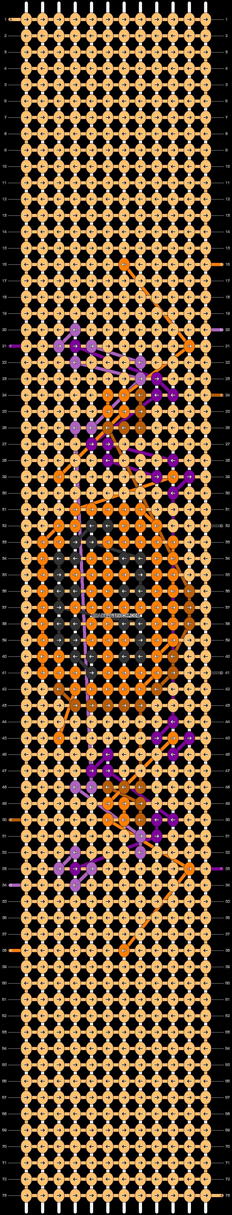 Alpha pattern #107207 pattern
