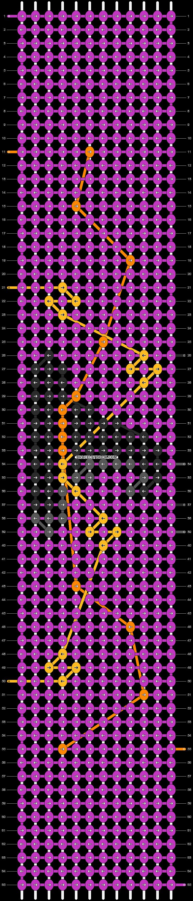 Alpha pattern #107209 pattern
