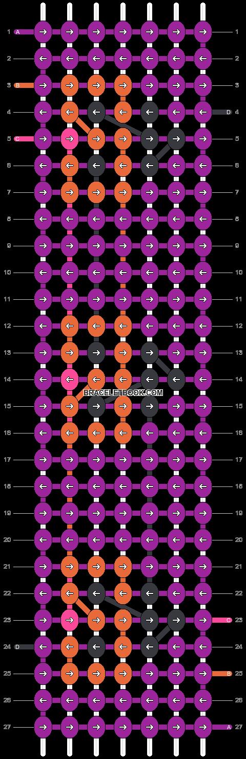 Alpha pattern #107227 pattern