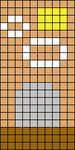 Alpha pattern #107239