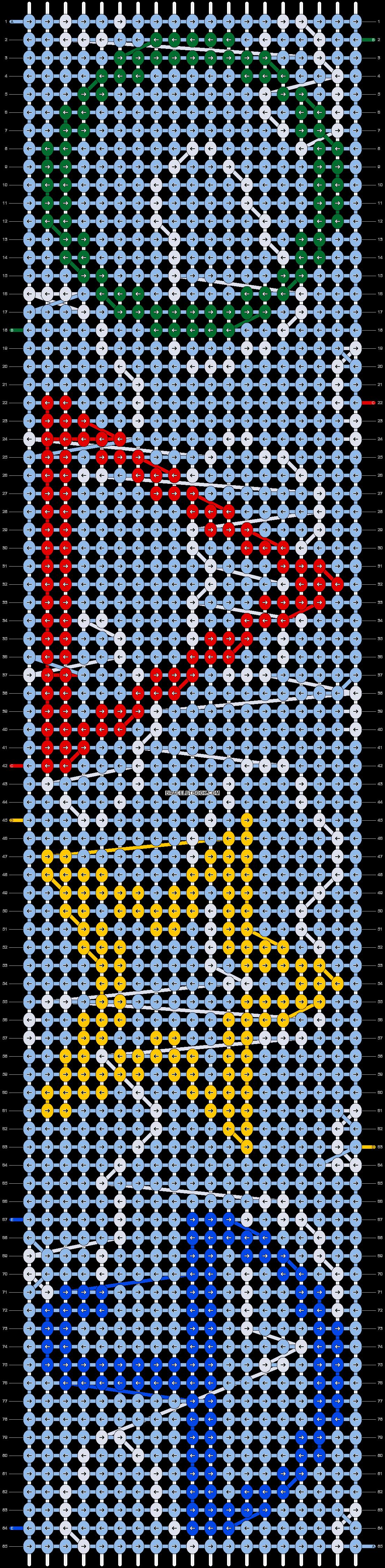 Alpha pattern #107241 pattern