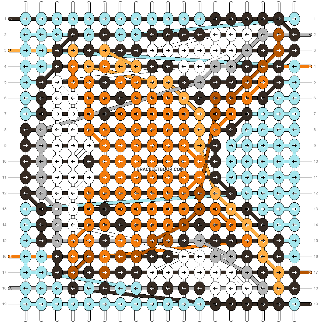 Alpha pattern #107274 pattern