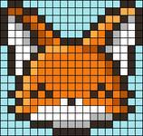 Alpha pattern #107274