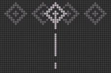 Alpha pattern #107277