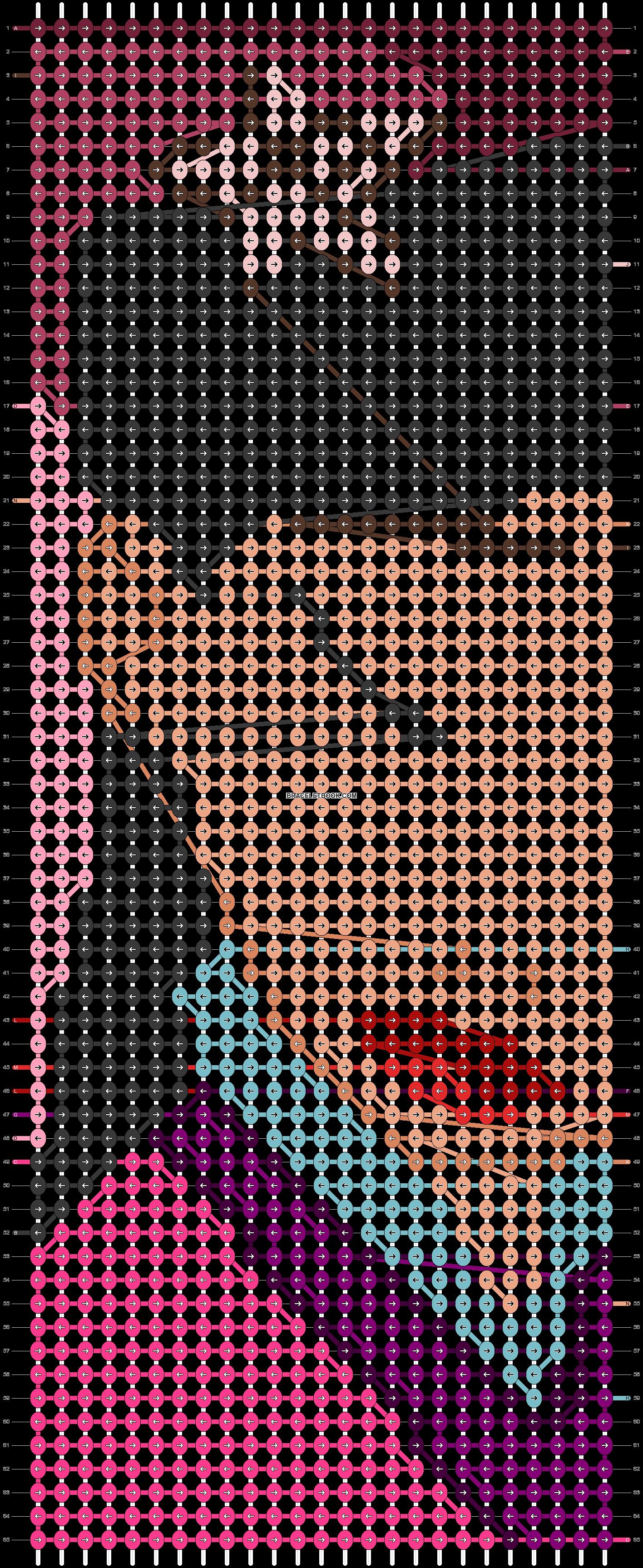 Alpha pattern #107278 pattern