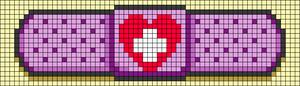 Alpha pattern #107294