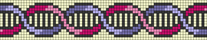 Alpha pattern #107295