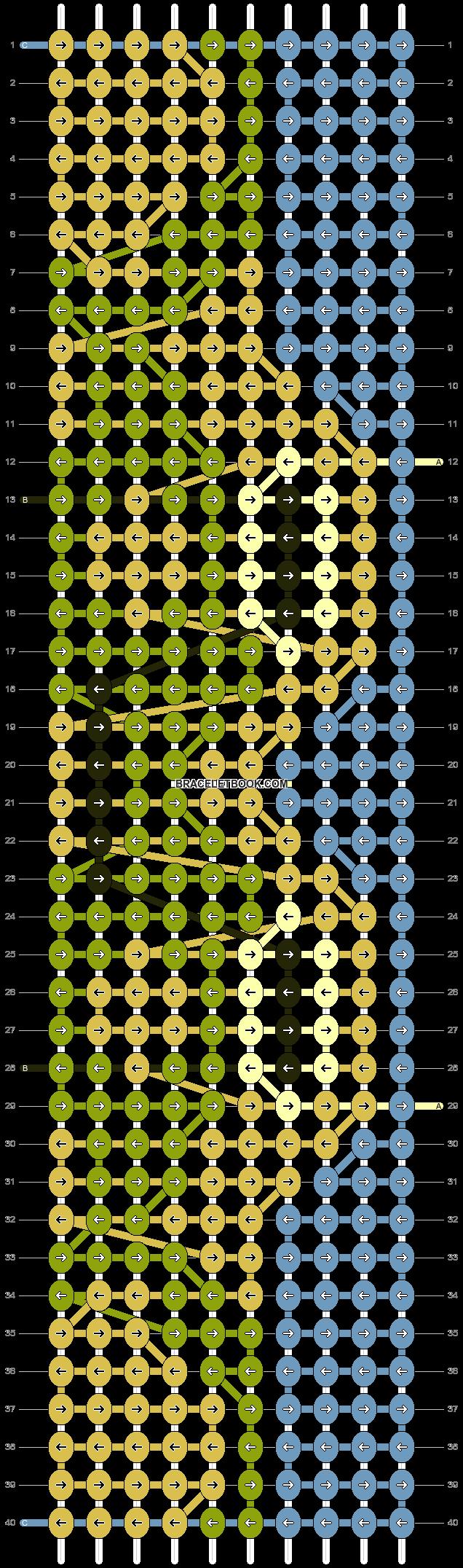 Alpha pattern #107297 pattern