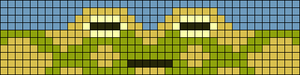 Alpha pattern #107297