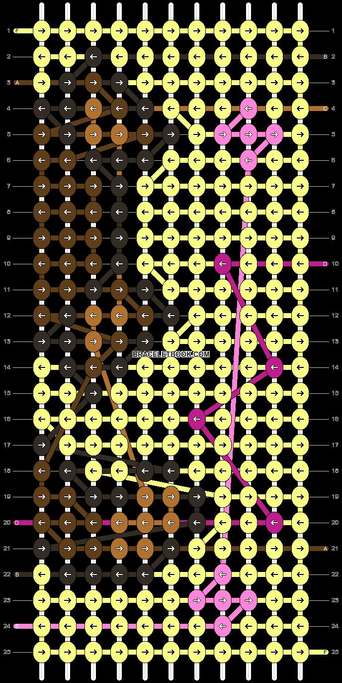 Alpha pattern #107321 pattern