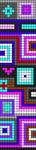 Alpha pattern #107326